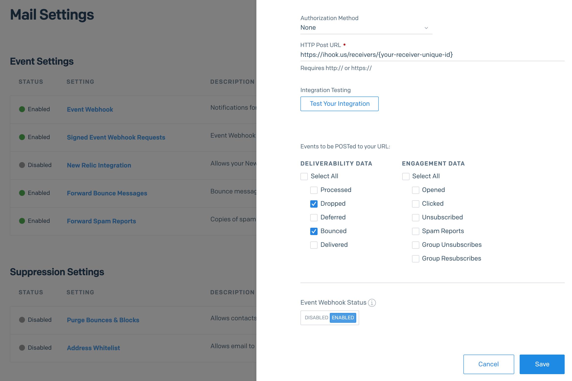 sendgrid-webhook-setup
